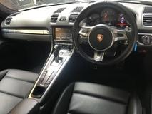 2014 PORSCHE CAYMAN 2.7 PDK7 Sport Steering PCM 272hp
