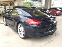 2014 PORSCHE CAYMAN 3.4 Sport 7PDK 326hp PCM BOSE Surround LSD