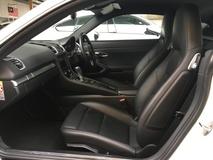 2013 PORSCHE CAYMAN 2.7 PDK7 Sport Steering PCM 272hp 981