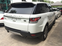 2014 LAND ROVER RANGE ROVER SPORT 3.0 HSE Supercharged Petrol Engine 5 Surround Camera Automatic Power Boot Vacuum Doors Memory Leather Seat Multi Function Steering Meridian Sound Dynamic Terrain Response Paddle Shift Steering Xenon 4 Zone Climate Control Auto Cruise Control