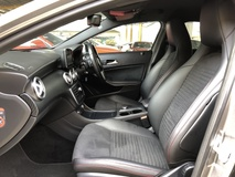 2013 MERCEDES-BENZ A-CLASS A180 AMG Sport 7GDCT Distronic Plus Memory Seat Daytime Xenon LED Reverse Camera