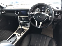 2013 MERCEDES-BENZ SLK SLK200 CGi AMG Sport 7GTronic Panoramic Roof Multi Function Paddle Shift Steering