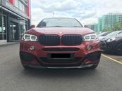 2015 BMW X6 XDrive 35i M Sport M Performance (CBU)