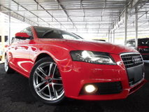 2010 AUDI A4 1.8 TFSi  JAPAN SPEC **OFFER PRICE**