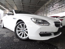 2012 BMW 6 SERIES 640i GRAN COUPE 3.0L SUNROOF JAPAN SPEC