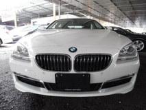 2012 BMW 6 SERIES 640i GRAN COUPE 3.0L SUNROOF JAPAN SPEC
