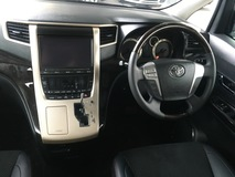 2014 TOYOTA VELLFIRE 2.4 Z Golden Eye 2 Auto Power Boot 2PD 7 Seat