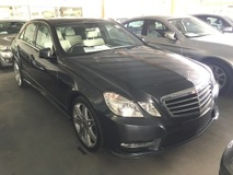 2012 MERCEDES-BENZ E-CLASS E250 CGi AMG Sport 7GTronic Panoramic Roof BlueEfficiency Multi Function Paddle Shift Xenon LED