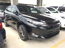 2014 TOYOTA HARRIER 2.0 Valvematic Automatic Power Boot Power Seat LED