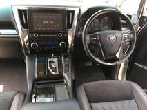 2015 TOYOTA VELLFIRE 2.5 ZG Modelista 4 Camera Pilot Seat PreCrash