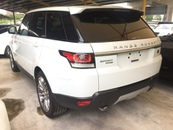2014 LAND ROVER RANGE ROVER SPORT 3.0 HSE Supercharged Petrol Engine 340HP Vacuum Doors 5 Surround Camera Automatic Power Boot Memory Leather Seats Meridian Sound System Xenon LED Keyless Smart Entry Terrain Response Paddle Shift Steering 1 Year Warranty Unreg