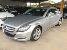 2013 MERCEDES-BENZ CLS-CLASS CLS 250 2.2 Bi Turbo 7GTronic BlueTech Multi Function Paddle Shift Steering Xenon LED Light Power Auto Seat Bluetooth Connectivity 1 Year Warranty Unreg