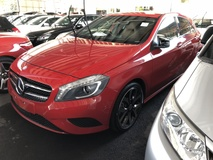 2013 MERCEDES-BENZ A-CLASS A180 CGi Turbocharged 7GDCT Distronic Plus 2 Memory Seats Daytime Running Xenon LED Paddle Shift