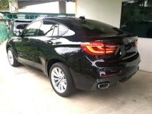 2015 BMW X6 xDrive 40d M Sport 3.0 Twin Power Turbo