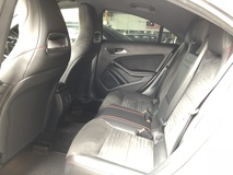 2015 MERCEDES-BENZ CLA 180 CGi AMG Sport 7GDCT Memory Seat Xenon Light Pre Crash Distronic Reverse Camera Paddle Shift