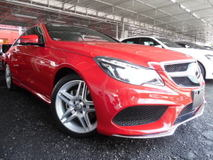 2014 MERCEDES-BENZ E-CLASS E250 AMG SPORT COUPE PANORAMIC 7GTRONIC