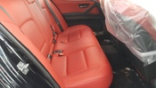2013 BMW 5 SERIES UNREG DARKBLUE 520i 2.0L MSPORT RED LEATHER WT FREE WRTY GST