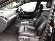 2013 AUDI Q7 3.0 Black Edition SLine Quattro Turbocharged 245hp 7 Seat MMi 3 High Spec