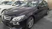 2013 MERCEDES-BENZ E-CLASS E250 AMG SPORT PACK DISTRONIC WT FREE WARRANTY GST UNREGISTERED