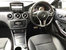 2013 MERCEDES-BENZ A-CLASS A180 AMG Sport 7G Distronic MSeat