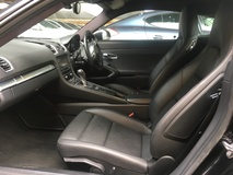 2014 PORSCHE CAYMAN 2.7 Sport Chassis 7PDK PCM 272hp Paddle Shift