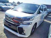 2016 TOYOTA VELLFIRE 2.5 ZG EDITION  NEW CAR FULL SPEC