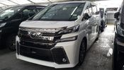 2015 TOYOTA VELLFIRE 2.5 ZG NEW MODEL SUNROOF MOONROOF WT FREE WRTY GST UNREG *** YEAR-END PROMOTION ***