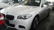 2011 BMW 5 SERIES 528i 2.0 japan spec 8speed unreg