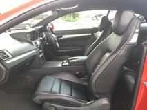 2014 MERCEDES-BENZ E-CLASS E200 E250 2.0 CGi Turbocharged AMG Sport 7GTronic Coupe New Facelift Paddle Shift 1 Year Warranty