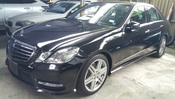 2012 MERCEDES-BENZ E-CLASS E250 AMG SPORT PACK 1.8L 7G OFL DISTRONIC WT PREMIUM WRTY GST UNREGISTERED