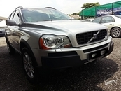 2005 VOLVO XC90 2.9 twin turbo 7seater 2es watnul steering sunroof