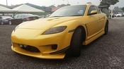 2003 MAZDA RX-8 rx-8 full spec bodykit 2ms dvd monitor paddle shif