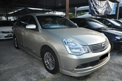 2010 NISSAN SYLPHY 2.0 ( A )  LUXURY