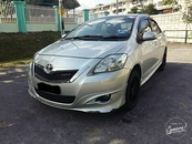 2011 TOYOTA VIOS 1.5J (AT)