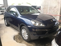 2011 PORSCHE CAYENNE 3.6 V6 7PDK 8G Sport Direct Injection BOSE Surround System Automatic Power Boot Paddle Shift
