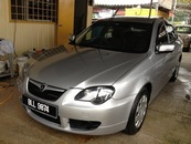 2011 PROTON PERSONA 1.6 (M) ELEGANCE NEW FACELIFT MILEAGE ONLY 36K KM