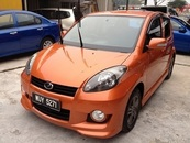 2011 PERODUA MYVI 1.3 SE (A) SPECIAL EDITION MILEAGE ONLY 22K KM