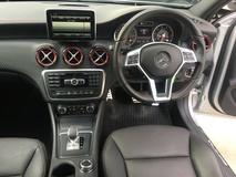 2014 MERCEDES-BENZ A-CLASS A45 AMG Sport 2.0 4MATIC Distronic Memory Seat