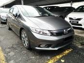 2012 HONDA CIVIC 2.0 I-Vtec Facelift Under Warranty Tiptop