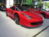 2012 FERRARI 458 ITALIA 4.5