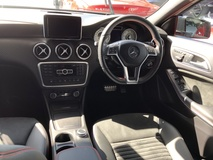 2013 MERCEDES-BENZ A-CLASS A180 AMG Sport 7GDCT Distronic Plus 2 Memory Seat Daytime Xenon LED Reverse Camera Unreg