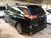 2016 TOYOTA ESTIMA 2.4 Aeras Edition New Car Daylight LED Light System PreCollision System 7 Seat 2 Power Door Touch Screen Climate Control Lane Keep Assist Keyless Go Entry Push Start Button Front  Reverse Camera Radar Auto Cruise Control 1 Year Warranty Unreg