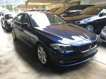 2011 BMW 5 SERIES 528i 2.0 Twin Turbocharged 245hp 8 Speed Sport Plus 1 Year Warranty Unreg