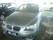2008 BMW 5 SERIES 525 i 2.5 (A)