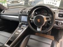 2014 PORSCHE CAYMAN 2.7 Sport Chassis 7 Speed PDK PCM 272hp Sport Paddle Shift Bucket Seat 1 Year Warranty Unreg