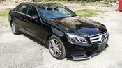 2014 MERCEDES-BENZ E-CLASS Mercedes Benz E250 2.0 AMG Panaromic Roof Unreg 14