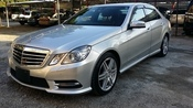 2012 MERCEDES-BENZ E-CLASS Mercedes Benz E250 AMG Unreg 2012