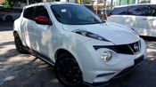 2013 NISSAN JUKE 1.6 DIG TURBO NISMO EDITION UNREG
