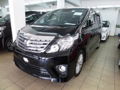 2011 TOYOTA ALPHARD 2.4 SC NEW FACELIFT
