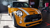 2016 MINI Cooper S 3 DOOR WIRED F56